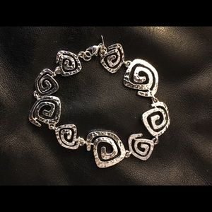 EUC !! Silver Bracelet !!